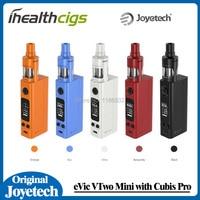 100 Original Joyetech EVic VTC Mini Battery Mod With Cubis Atomizer Firmware Upgradeable 75W EVic VTC
