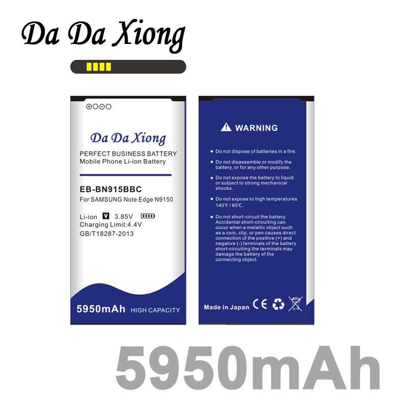 imágenes para Da Da EB-BN915BBC Xiong 5950 mAh Li-ion Batería para Samsung Galaxy Note N9150 Edge N915K N915S N915L N915X