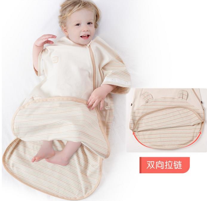 Newborn Infant Baby Cotton Sleeping Bag for Stroller Diaper Changing Nursing Kangaroo Sleep Sack Baby Carrier Swaddle Blanket