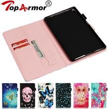 Чехол TopArmor для Tab 4 8 plus TB-8704X цветной кожаный чехол smart Cover для lenovo TAB 4 8 plus TB-8704F TB-8704N чехол для планшета