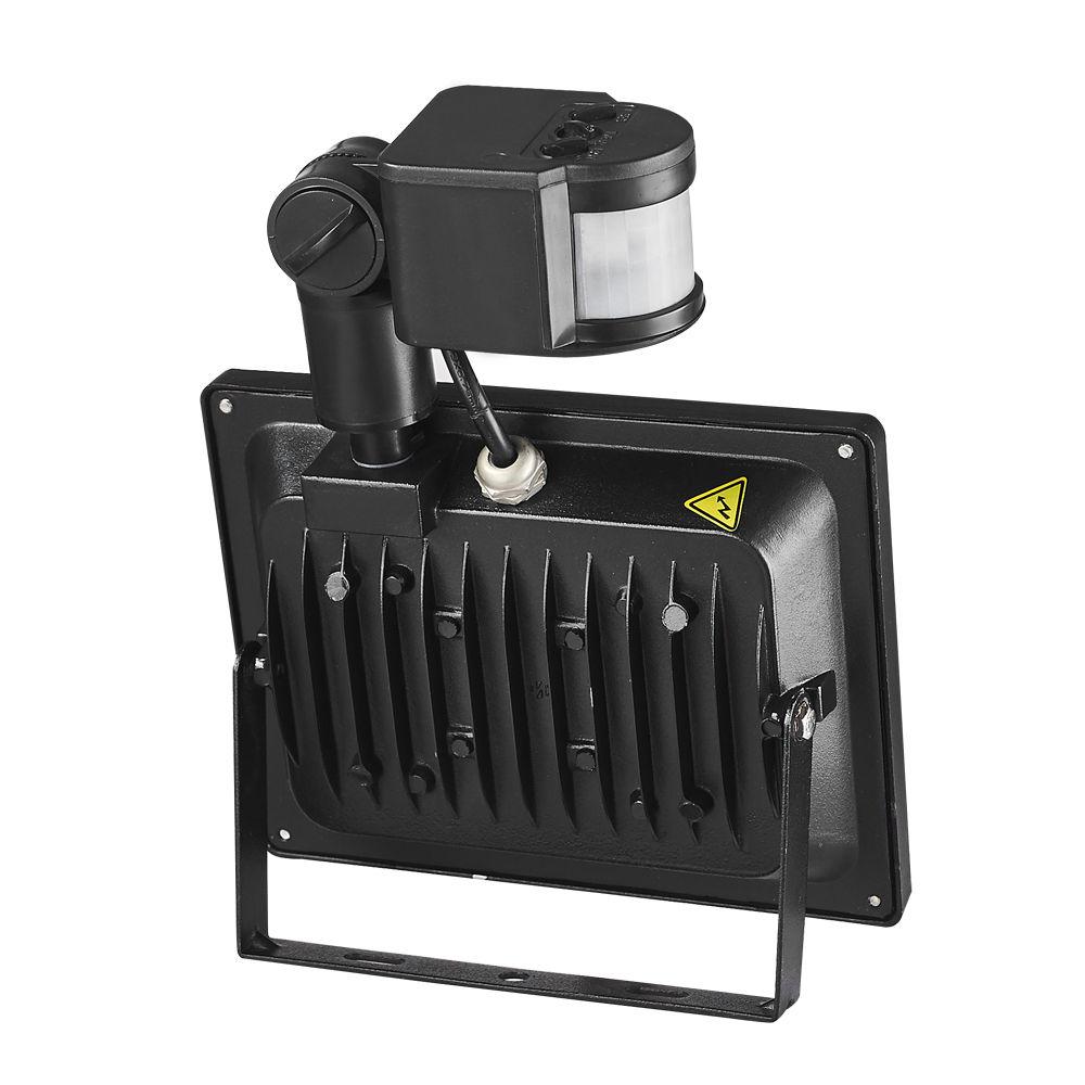 30W 220V-240V PIR Sensor de movimiento infrarrojo LED Luz de - Iluminación exterior - foto 6