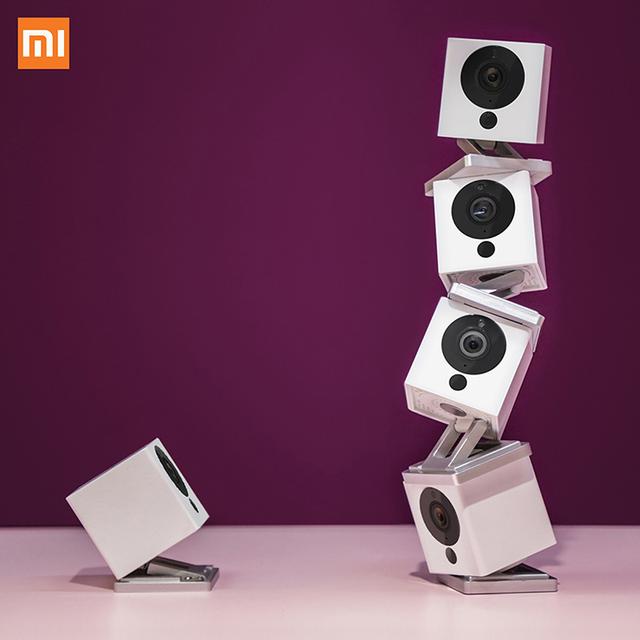 Nova arrivel xiaomi xiaofang visão noturna portátil smart camera ip 1080 p f2.0 grande abertura base ratating adsorção magnética
