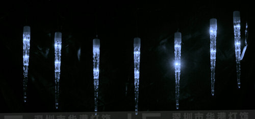 Aliexpress.com : Buy 30cm 8 tubes Led icicle Light Dripping ice ...