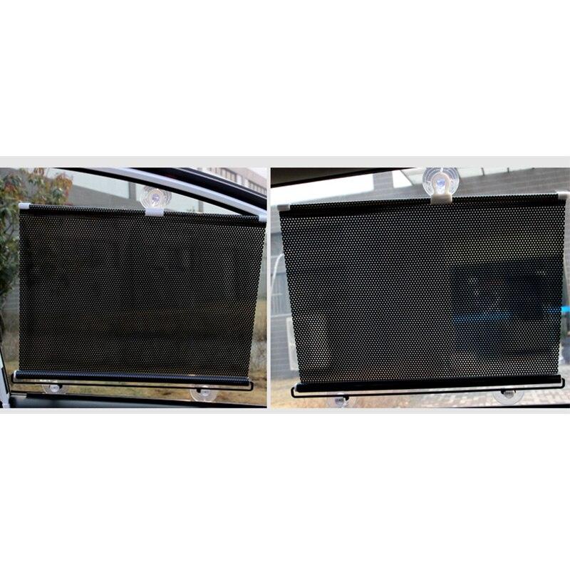1pc SEEYULE stransko okno avtomobila, senčniki za zaščito pred - Zunanja dodatna oprema za avtomobile - Fotografija 2