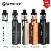 Original Kanger Subox Mini C Start Kit E Cigarette 50W With Protank 5 Atomizer Tank KBOX