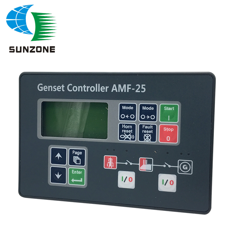 Diesel Generator Control Module AMF25 Compatible With OriginalDiesel Generator Control Module AMF25 Compatible With Original