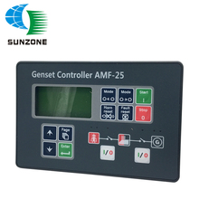 Diesel Generator Control Module AMF25 Compatible With Original