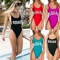 Para mujer Traje De Baño Acolchado traje de Baño de Monokini Del Traje de Baño Empuja Hacia Arriba Bikini conjunto Bodydoll Traje Al Por Mayor