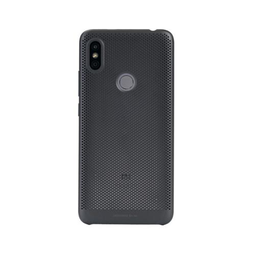"""Image 2 - Original Xiaomi Redmi S2 Case Cover Heat dissipation back Case 5.99"""" Cool Phone 1000 holes breathing Xiaom Redmi S2 S 2 PC shell-in Fitted Cases from Cellphones & Telecommunications"""
