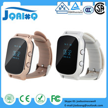 High Quality Kids Elderly Smartwatch  Phone Call SOS Wristband Positioning Location GPS Tracker Smart Watch