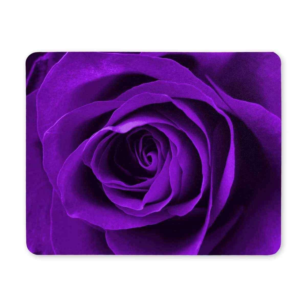 """Игровой коврик для мыши Close up фиолетовый розовый коврик для мыши 9,84 """"x 7,87"""""""