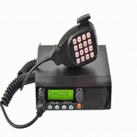 HYS 50W Mobile Radio Talkie Ham Radio HF Transceiver Single Band Car Radio Station CB Walkie talkie
