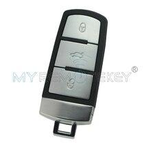 Keyless smart car key for VW Volkswagen Magotan Passat CC 2005 2006 2007 2008 2009 2010 433Mhz 3C0 959 752BA 3 button remtekey