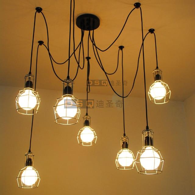 loft work light design house work lamp restaurant pendant light rh aliexpress com