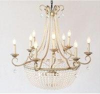 Modern Restaurant Luxury Pendant Lamp Lobby Lighting K9 Crystal Minimalist Pendant Light Fixtures Lustre Pendente Sala