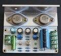 1 pcs JLH 1969 classe Uma Placa de amplificador de alta qualidade PCB MOT/2N3055 Kits Diy