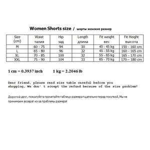 Image 5 - WSFS летние шорты женские хлопковые сексуальные фитнес в полоску Короткие хлопковые с высокой талией джинсовые байкерские спортивные Harajuku обтягивающие шорты Горячие Брюки
