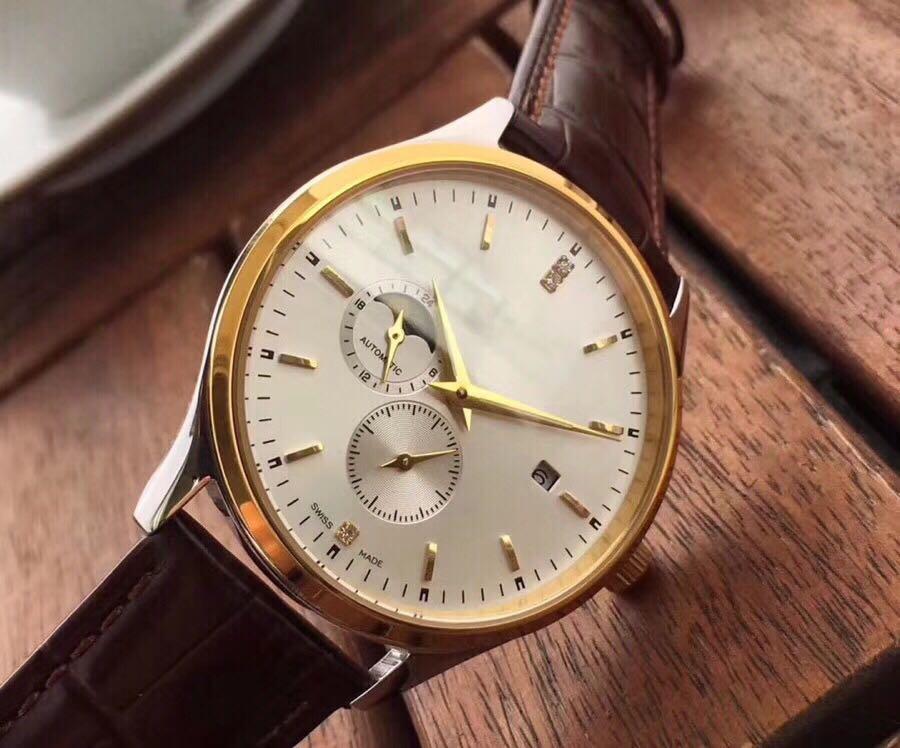 WC0751 Mens Watches Top Brand Runway Luxury European Design Automatic Mechanical Watch цена и фото