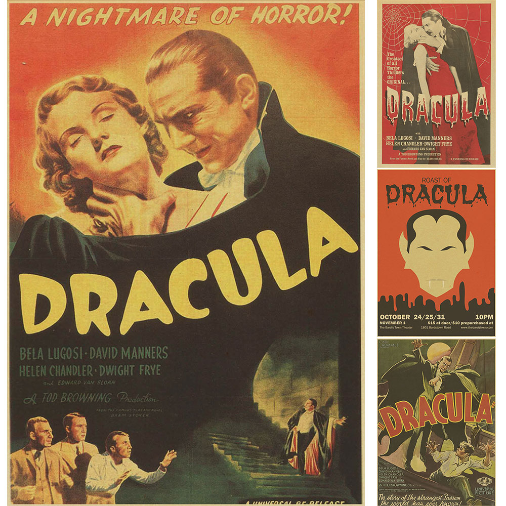 Aliexpress.com : Buy HOT Free shipping DRACULA Movie ...