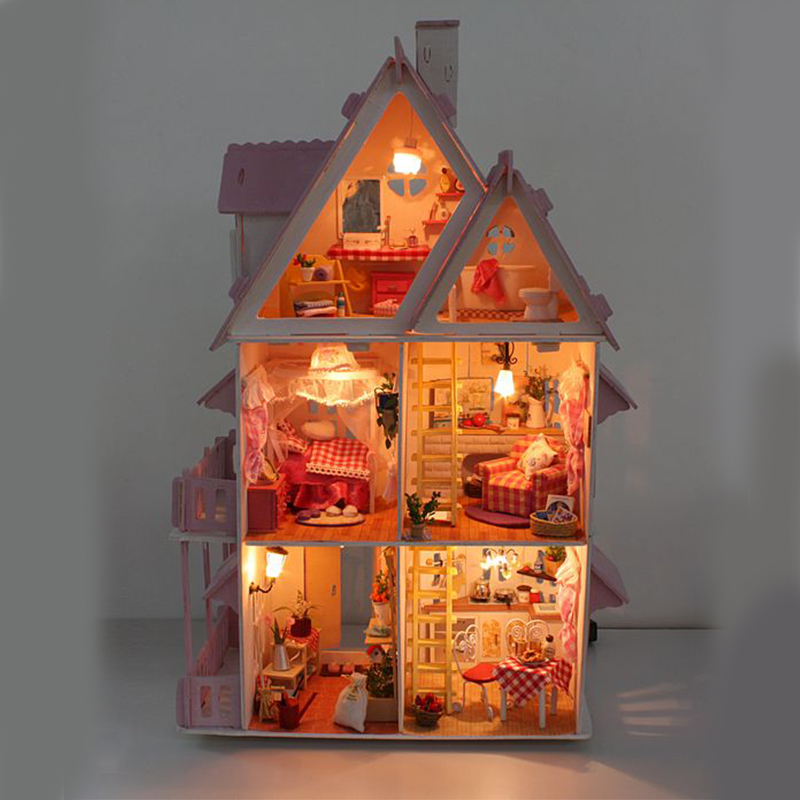 stres carki Children's toys puzzle  girls toys gadget wooden lamp wood doll house puzzle jigsaw innovation Diy 3D buw constellation frame series pisces diy wooden 3d puzzle jigsaw model g pf102 creative toys of boys girls preschool education games