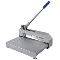 XD 322 Heavy Duty Strong Shearing Cuting Knife Aluminum Sheet Cutter Metal Sheet Cutting Machine Shear Manual Metal Plate Cutter