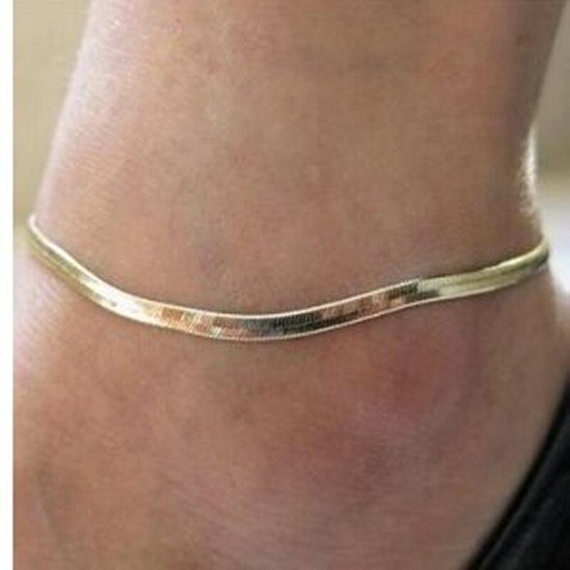 1PC New Women Ankle Bracelet Anklet Foot Jewelry Beach Pulseras Tobilleras Anklet Foot Jewelry Beach Summer