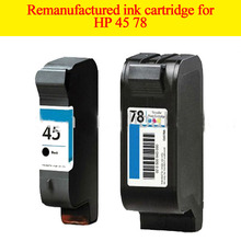 1BK1C remanufactured Ink Cartridge for hp45 78 HP 45 ink 78 for HP OfficeJet G55 G55xi G85 G85xi ,Deskjet 1120Cse 880C 830C 710C