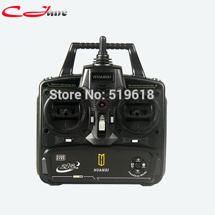 Free shipping wholesale PCB Controller for 4 ch R/C helicopter Radio control remote Huan Qi 898C huan qi