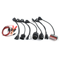 8PCS Adapter Cars Cables Set For TCS CDP Pro Cars Diagnostic Interface Cable