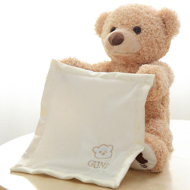 Talking Baby Bear Plush Toy