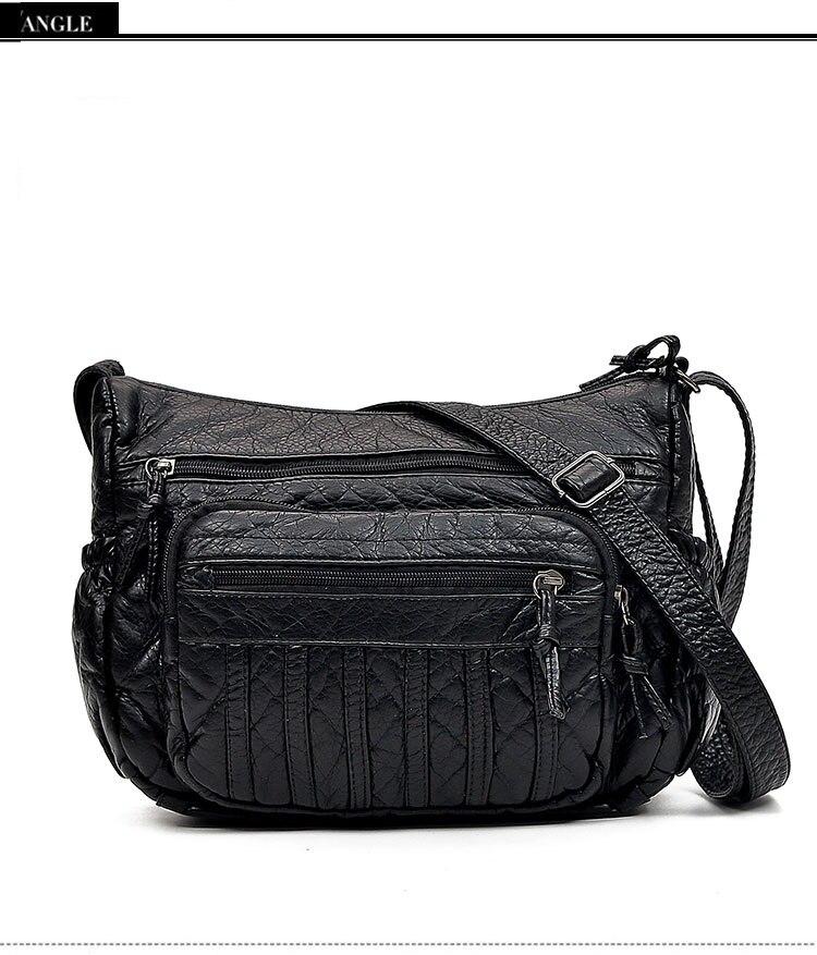 490923f44caf Women Leather Handbags New Style Women Bag Sac A Main Femme Luxury ...