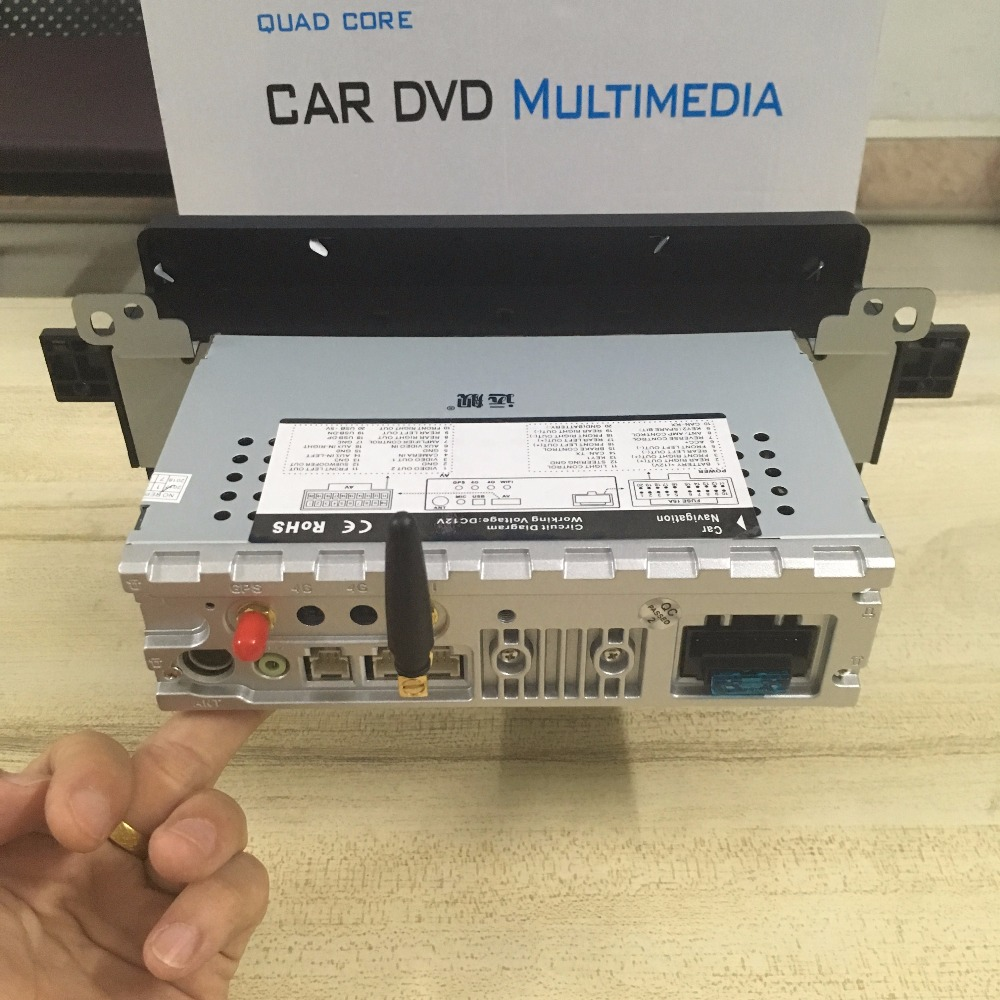 hight resolution of android 6 0 1 quad core 9 inch full touch car dvd multimedia for bmw e46 3 series m3 95 05 with gps bt rds radio wifi in car multimedia player from