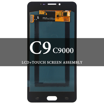 100% New LCD For C9 C9000 LCD Dispaly Super AMOLED OEM With Touch Screen Assembly For C9 C9000 Screen