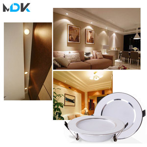 Image 5 - 10 pcs lot Dimmable Waterproof LED Down lights 5W 7W 9W 12W 15W 18W LED Downlight  Outdoor Leds Ceiling Lamp For Bathroom Bulb