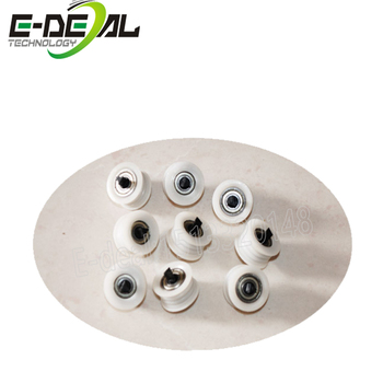 E-deal 10pcs plastic Belt pulley for HP DesignJet 5000 5100 5500 pulley