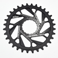 Fouriers MTB Bike Single Chainring 0mm Offset Direct Mount For Cinch NEXT R SL SIXC TURBINE AEFFECT Narrow wide Teeth Chainwheel
