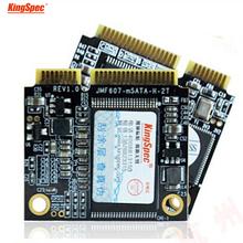 Kingspec pół mSATA SSD 32GB 64GB 128GB 256GB ssd SSD dysk twardy napęd dysku o wysokiej prędkości do notebooka laptopa Ultrabook tanie tanio Nowy SMI2246XT or other 150~450MBs 60~150MBs(for reference) Half msata Serwer Pulpit ACSC2MXXXMSH(MSH-XXX) Wewnętrzny 3X2 6CM