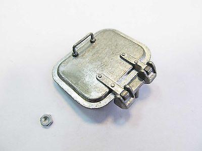 Mato 1//16 German Tiger I RC Tank Metal Loader Hatch Upgrade Parts MT049