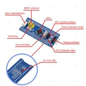Image 5 - TZT STM32F103C8T6 ARM STM32 Minimum System Development Board STM Module For arduino original