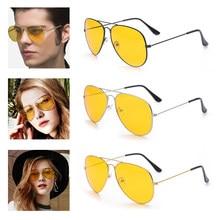 Автомобильные очки HD для вождения UV400, антибликовые очки ночного видения для вождения, безопасные солнцезащитные очки для вождения, пленка ...