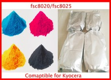 Color Toner Powder Compatible for Kyocera fsc8020/8025 Free Shipping High Quality
