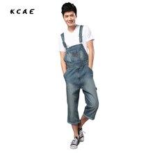 Free shipping 2016 new denim overalls men, trousers suspenders, plus size S-5XL denim jumpsuit