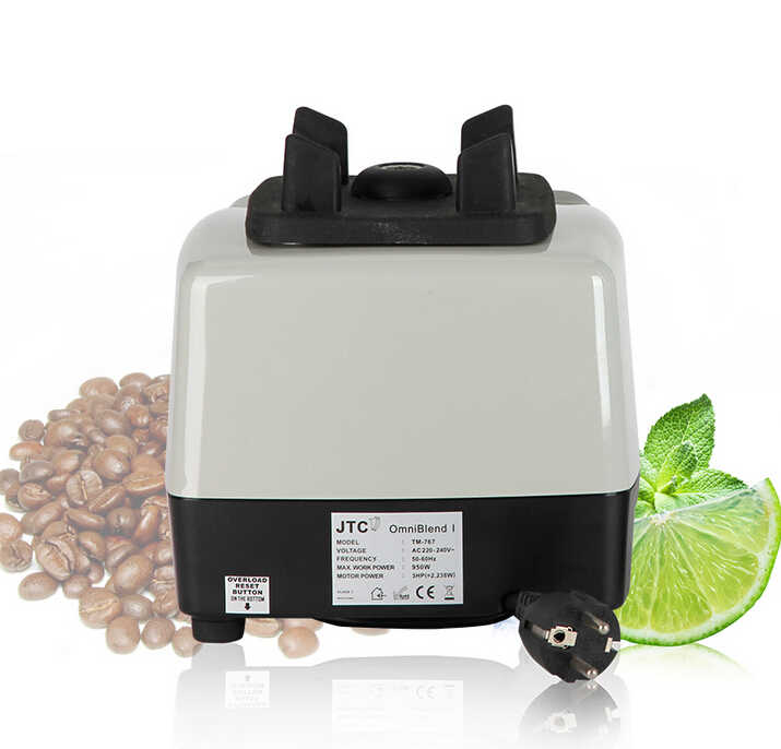 100% original jtc omniblend v TM-767 3hp comercial bar liquidificador misturador juicer processador de frutas alimentos gelo verde smothies resistente