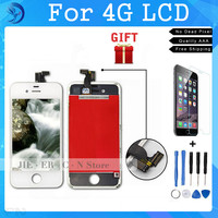 For Iphone 4 LCD New No Dead Pixel Screen For IPhone 4 LCD Display Touch Screen