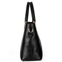 High quality women handbags big smooth shoulder bag Charm Luxury female tote messenger bag for women