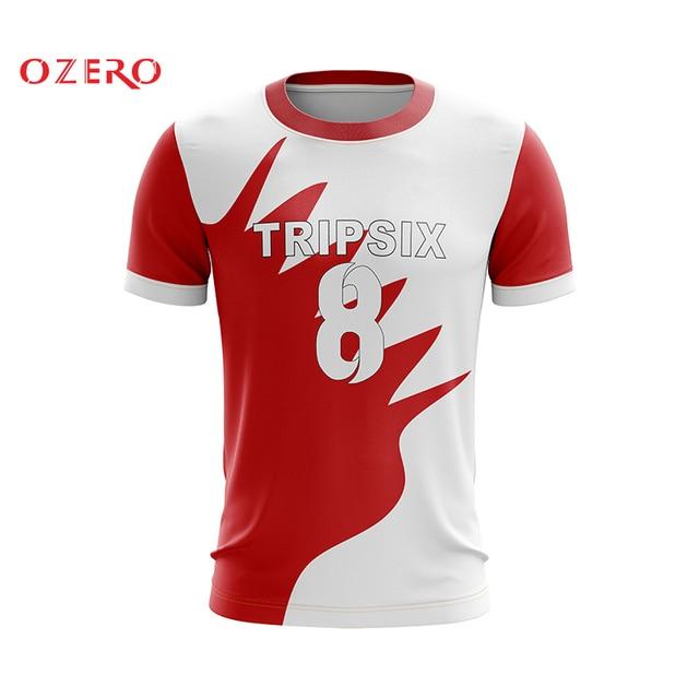 0d5afa2465a5 camiseta futbol jersey design sublimation soccer jersey customize print  colorful football uniforms personalized
