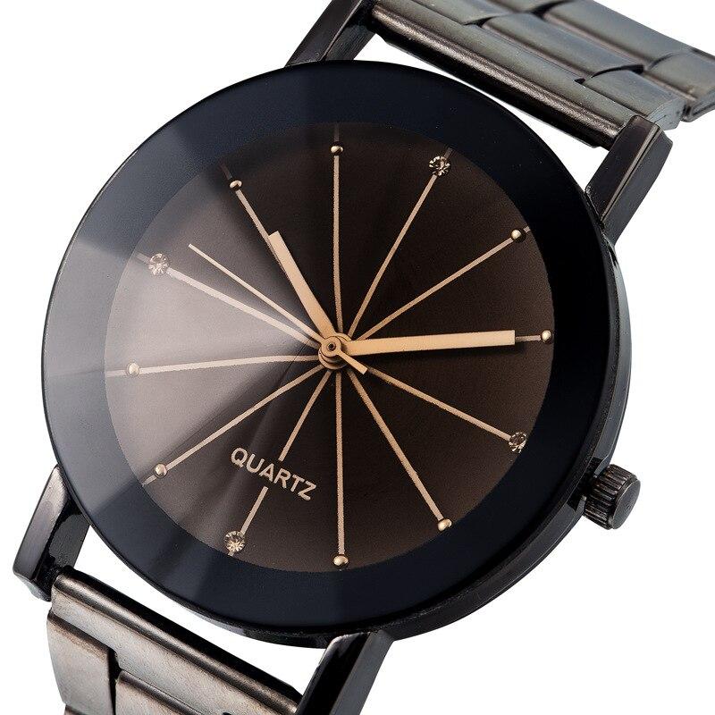 New Compass Watch Luxury Splendid Original Wristwatch Men Casual Fashion Casual Steel Watches Valentine's Unisex Relojes