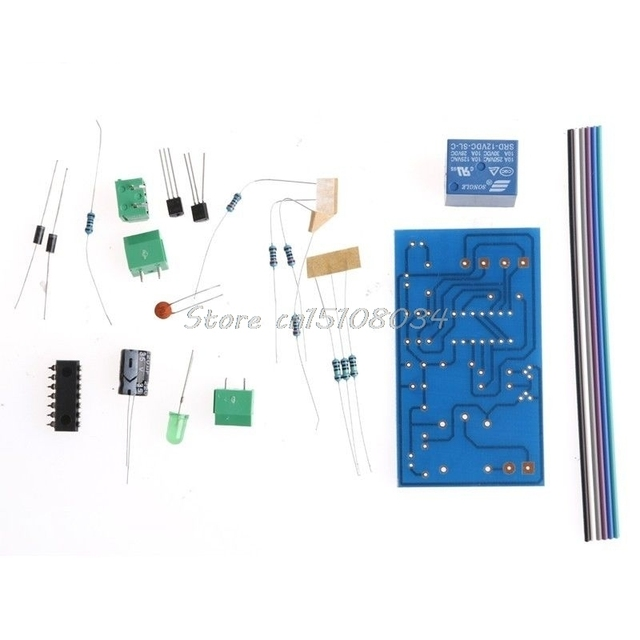 Automatic Control Water Tank Liquid Level Controller Electronic Kit