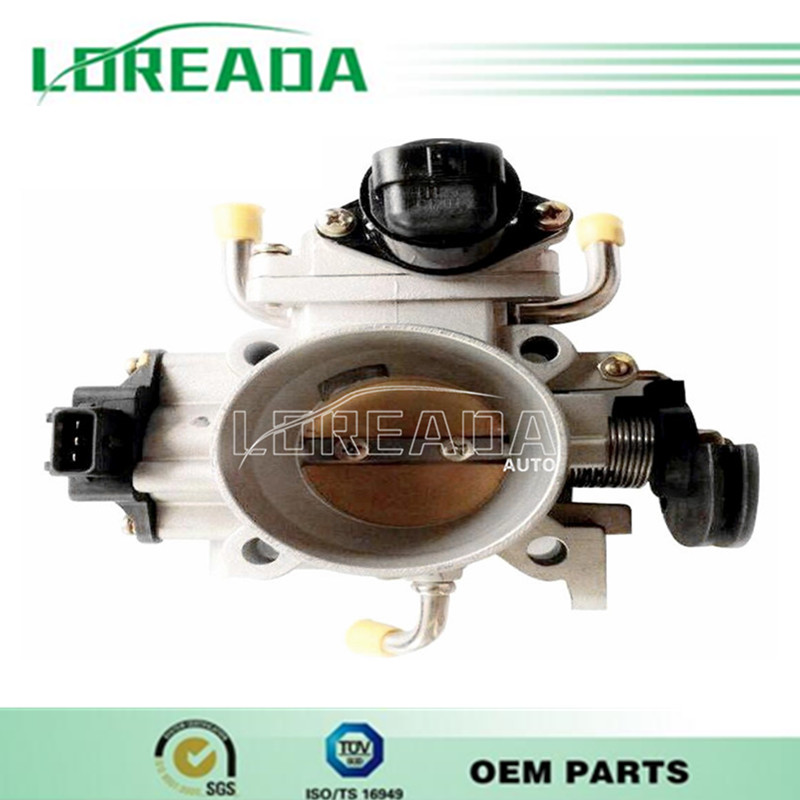 Orignial Throttle body D50I for UAES system Engine Displacement1 3L 1 6L 2 2L Bore size