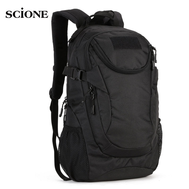 Men's Tactical Backpack Military Shoulder Bag Molle Outdoor Sports Bags Mountaineering Travel Laptop Bags Schoolbag Pack XA172WA цены